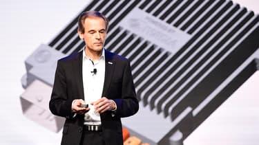 Volkmar Denner, CEO de Bosch, a officialisé l'alliance avec NVidia quelques jours après le rachat de Mobileye par Intel.