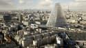 Projet de tour Triangle à Paris