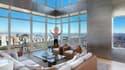 Le luxueux appartement mis en vente cherche un acquéreur capable de mettre sur la table 115 millions de dollars