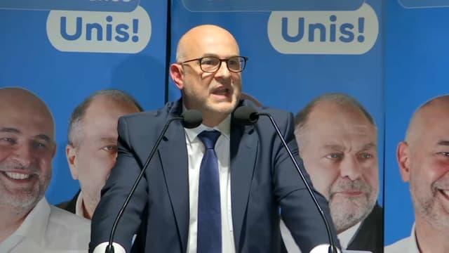 Laurent Pietraszewski, candidat LaREM dans les Hauts-de-France ce dimanche 20 juin.