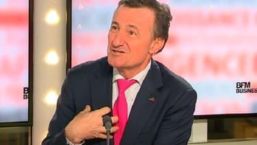 Bernard Charlès était l'invité d'Hedwige Chevrillon dans Le Grand Journal ce 6 février.