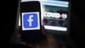 Facebook poursuit sa lutte contre les fausses informations liées au Covid-19.