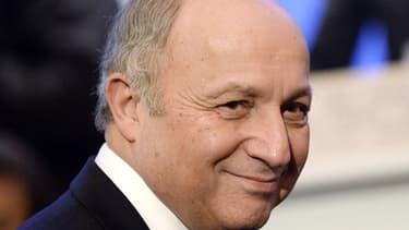 Laurent Fabius en Turquie le 28 janvier 2014.