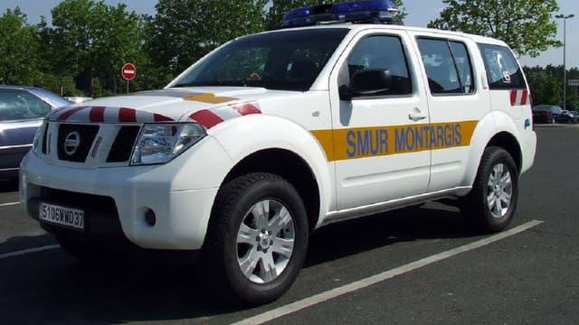 Le véhicule du SMUR du Montargis a été dérobé dans la nuit de samedi 10 décembre.