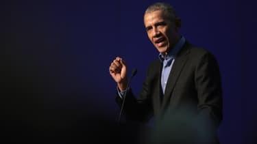 Barack Obama, le 05 décembre 2017