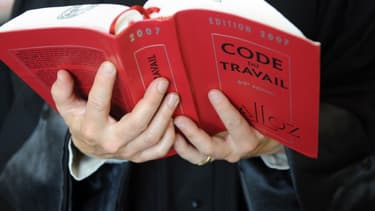 Cette semaine, les partenaires sociaux ne pourront consulter qu'une partie des textes qui constitueront la réforme du code du travail.