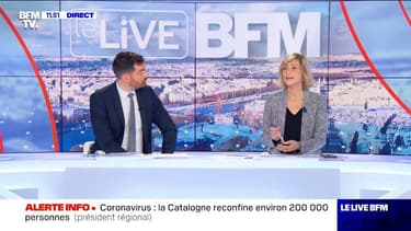 La Catalogne reconfine 200.000 habitants autour de la ville de Lérida