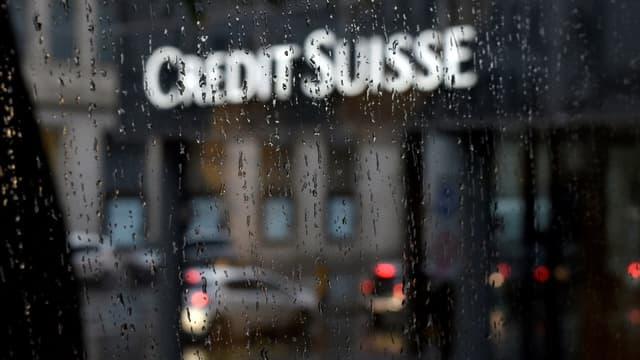 Enquête chez Credit Suisse.