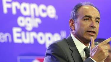 """Jean-François Copé a taxé de """"populistes"""" les proositions de Laurent Wauquiez."""