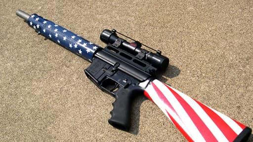 Une des particularités de l'AR-15 est que c'est un fusil customisable à l'infini.