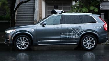 En commandant 24.000 SUV Volvo, Uber inaugure un nouveau modèle économique, puisqu'il ne possédait aucun véhicule jusque-là.