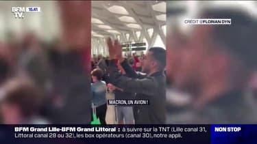 La pagaille à l'aéroport de Marrakech après la suspension des vols entre le Maroc et la France