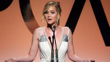 Jennifer Lawrence, le 24 janvier 2015
