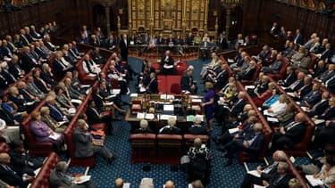 Les Lords infligent un nouveau revers à Theresa May