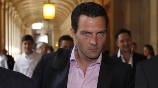Jérôme Kerviel conteste, ce jeudi 4 juillet, les conditions de son licenciement devant la justice.