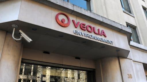 Ce lundi à 16 heures, le titre de Veolia Environnement enregistrait la plus forte baisse du CAC 40