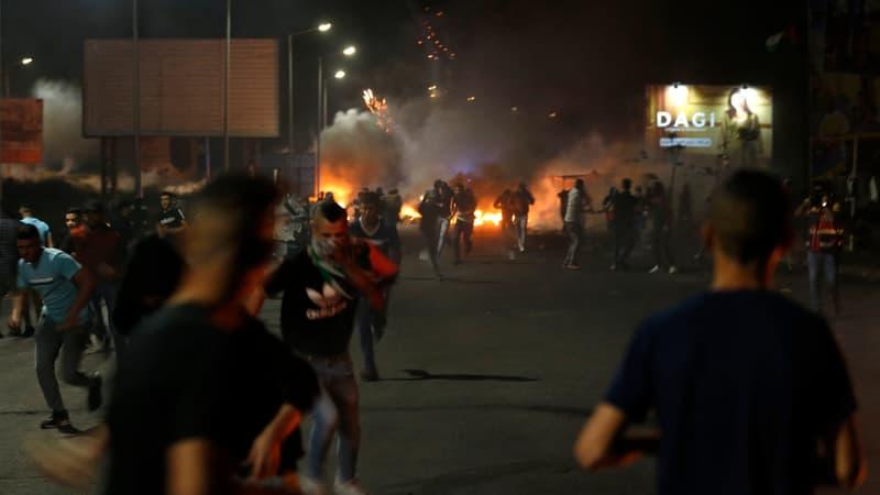 Nouvelle nuit de violences entre Israël et le Hamas, des émeutes dans plusieurs villes israéliennes