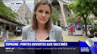 En Espagne, tout étranger vacciné pourra passer dès ce lundi les frontières du pays sans devoir présenter un test PCR négatif