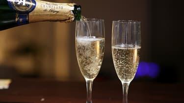 Le champagne a vu ses ventes progresser de 4,8% en 2015