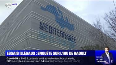 Essais cliniques illégaux: l'Agence nationale de sécurité du médicament diligente une inspection de l'IHU de Marseille
