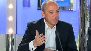 Stéphane Richard, le PDG d'Orange, était l'invité de BFM Business, lundi 1er juillet.