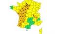 L'alerte orange orage et canicule couvre désormais 26 départements, allant du Sud-Ouest jusqu'à la région parisienne.