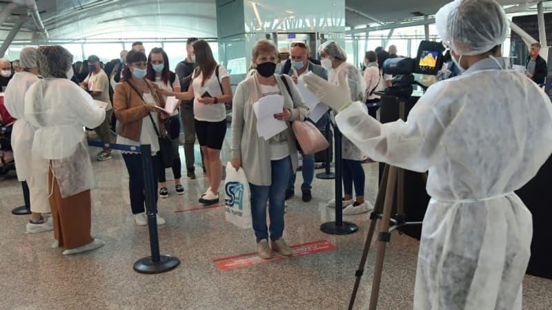 y aura-t-il des files d'attentes monstrueuses dans les aéroports cet été?
