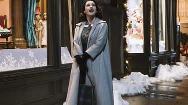 Rachel Brosnahan dans le rôle de Miriam Maisel