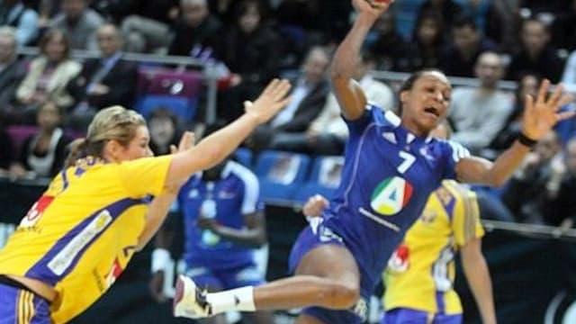 Allison Pineau et les Bleues défieront les Suédoises en 8e de finale