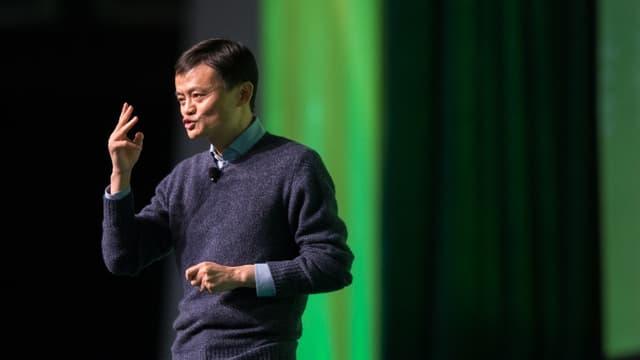Jack Ma recule même à la troisième place du classement