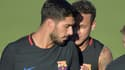 Luis Suarez et Neymar
