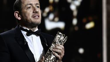 Dany Boon, prix du public aux César.