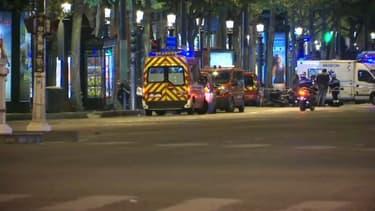 Un policier a été tué lors de l'attaque sur les Champs-Elysées, revendiquée par Daesh.