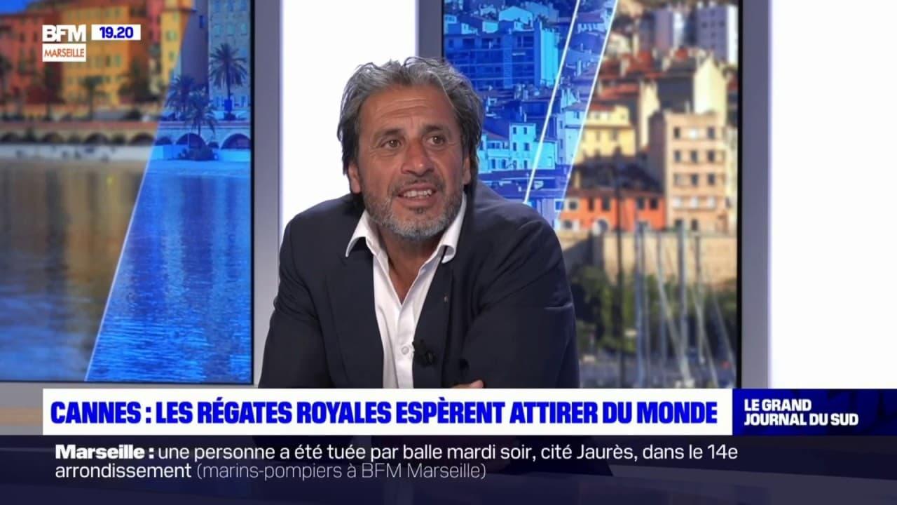 Jean-Pierre Champion, président du Yacht Club de Cannes, invité du Grand Journal du Sud