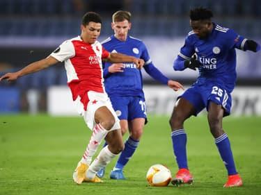 Leicester-Slavia Prague
