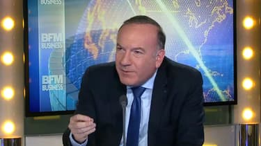 Pierre Gattaz, invité de Good Morning Business.