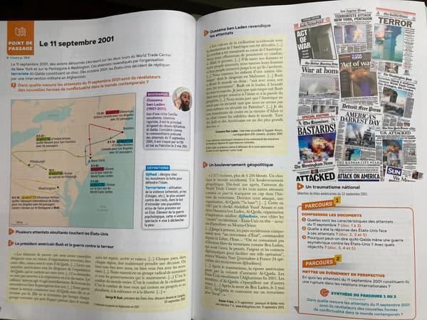 Le manuel d'histoire-géographie de terminale, Magnard