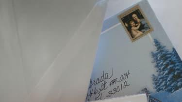 Du courrier aux États-Unis (photo d'illustration)