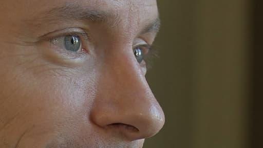Franck Riester, député UMP de Seine-et-Marne