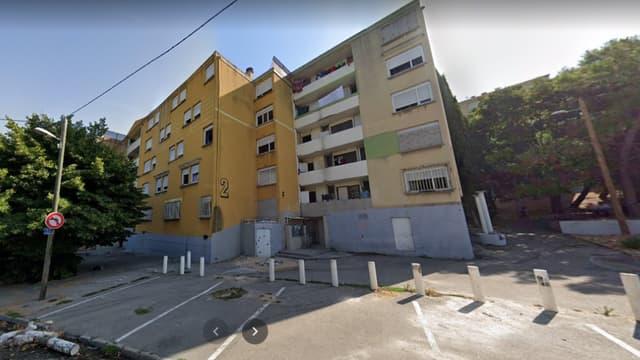 Cité du petit séminaire à Marseille