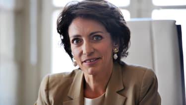 Marisol Touraine, ministre des Affaires sociales en charge de la réforme des retraites