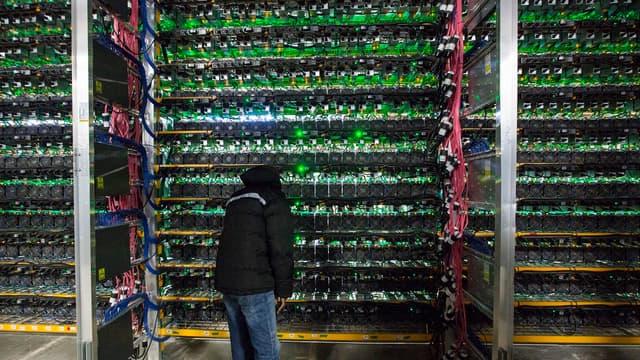 La Chine compte parmi les pays les plus importants en matière de minage de bitcoins.