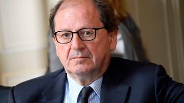 Hervé Novelli, ancien secrétaire d'Etat chargé du Commerce, de l'Artisanat, des Petites et Moyennes entreprises, du Tourisme, et des Services et de la Consommation sous Nicolas Sarkozy.