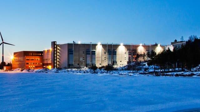 Google a ouvert en 2011 son datacenter situé à Hamina en Finlande, au bord de la mer Baltique.