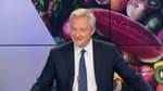 Bruno Le Maire, ministre de l'Economie.