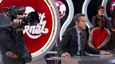 Yann Barthès dans Le Petit JOurnal de Canal+