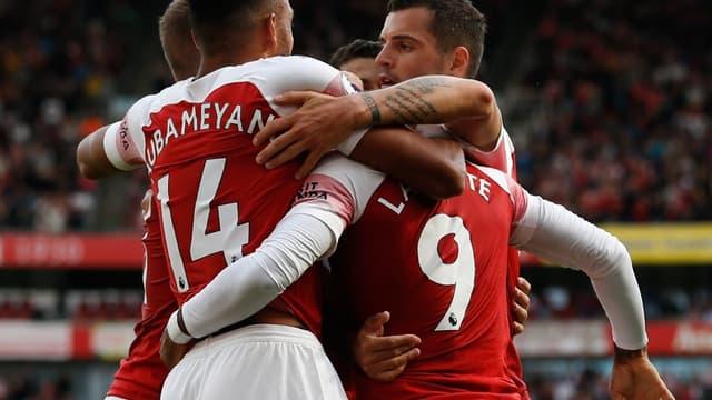Arsenal veut accrocher le top 4