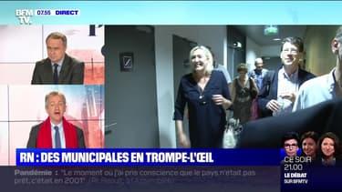 L'édito de Christophe Barbier: Des municipales en trompe-l'oeil pour le Rassemblement national ? - 25/06