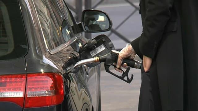 La semaine dernière, les prix du carburant ont encore augmenté.