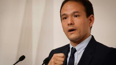 Le secrétaire d'Etat au numérique Cédric O, le 22 octobre 2020 à l'hôtel Matignon, à Paris
